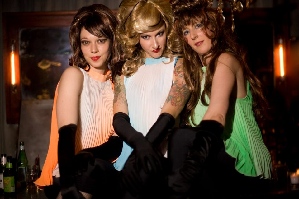 The Headless Hookers, a photo by Amber Sexton