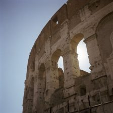 Colosseo, a photo by Amber Sexton